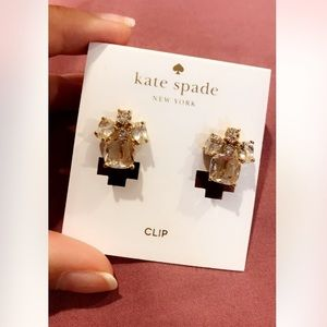 Kate Spade Clip-On Earrings